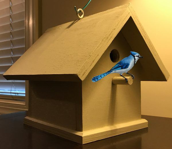 Birdhouses For Bluebirds
