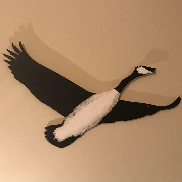 Flying Geese Wall Art
