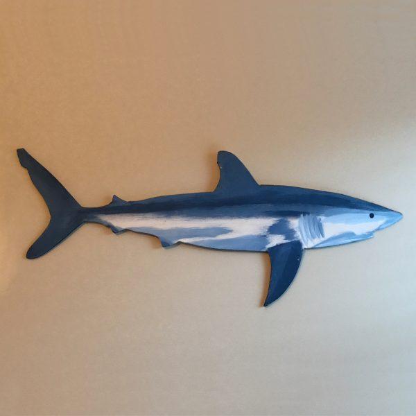 Shark Wall Plaque
