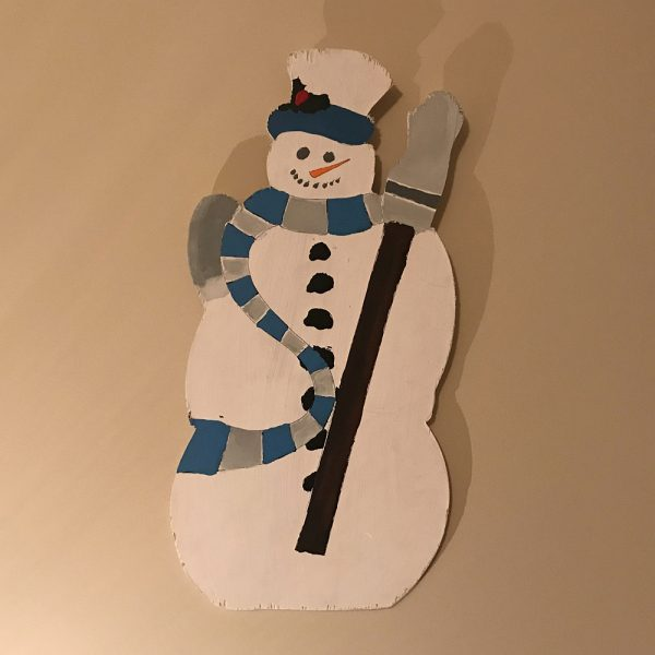 Small Decorative Snowman